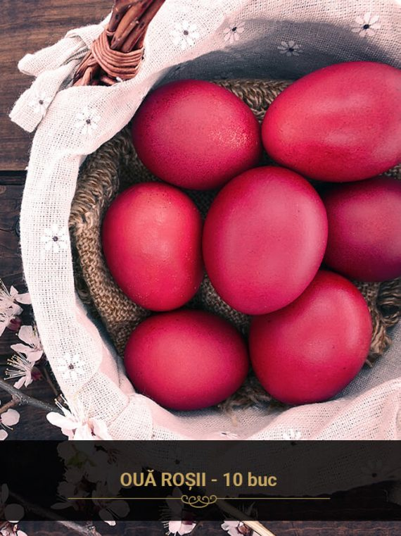 Gargantua Delivery: 10 ouă roșii