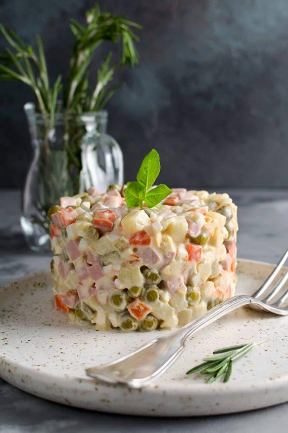 Gargantua Delivery: Salată Boeuf