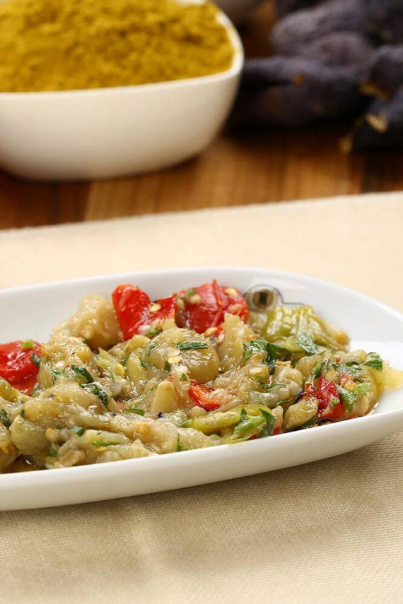 Gargantua Delivery: Salată de vinete
