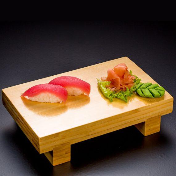Nigiri Tuna 2 buc - orez sushi, ton